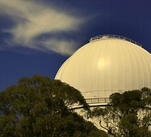 Siding Springs Observatory by myraj