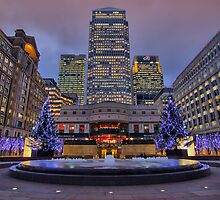 Canary Wharf - London - 4 - HDR by Colin J Williams Photography