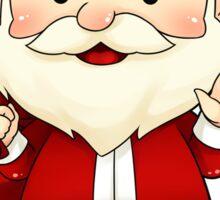 Santa! Sticker