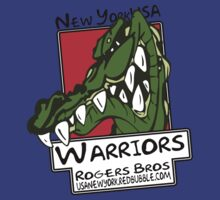 usa warriors crocodile by rogers bros by usawarriors