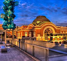 Tacoma Washington Union Station by KiloPhotos