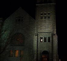 First Congregational Church by Scott Hendricks