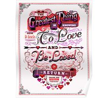 Valentine's Day: The Greatest Thing Poster