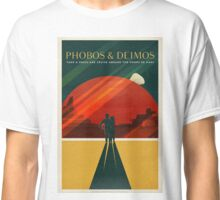 Phobos & Deimos Classic T-Shirt