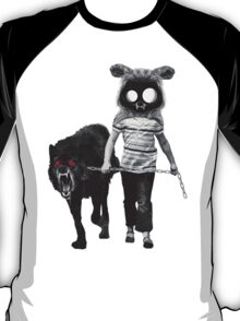 out for walk T-Shirt