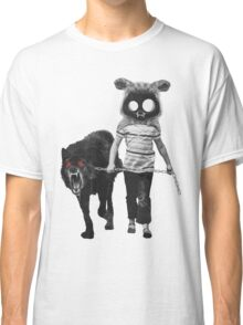out for walk Classic T-Shirt