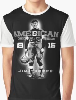 jim thorpe Graphic T-Shirt