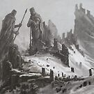 The hunter returns by mazurek