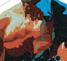 Predator - Arnie Sticker