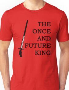 The Once And Future King Ver. 2 Unisex T-Shirt