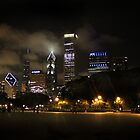 Grant Park, Chicago, Illinois by EdPettitt