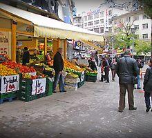 A market in Ankara. by rasim1