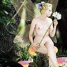 Untitled faerie 6 by David Knight