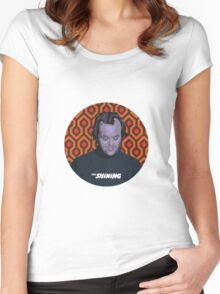 The Shining - Jack Torrance 2 Women's Fitted Scoop T-Shirt
