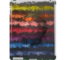 DANCING COLOURS iPad Case/Skin