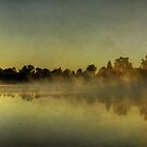 Canadian Misty Dawn by JKKimball