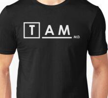 Dr. Simon Tam (Firefly) x House M.D. Unisex T-Shirt