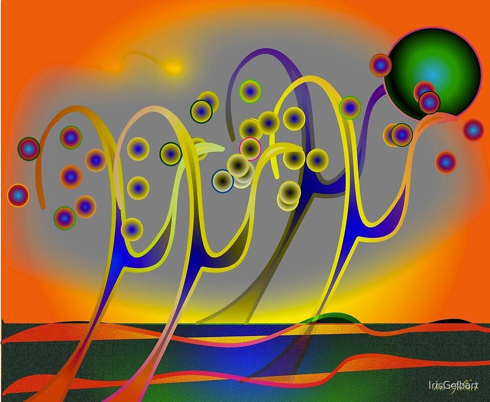 Dream by IrisGelbart