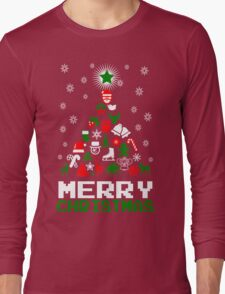 Ornament Merry Christmas Tree Long Sleeve T-Shirt