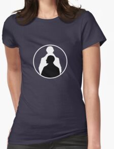 Lost without my blogger Womens Fitted T-Shirt