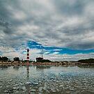 Lighthouse ~ Geraldton by Pene Stevens