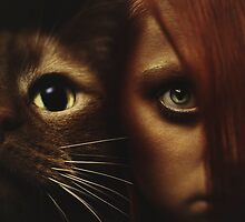 Cat's Eyes by annapozarycka
