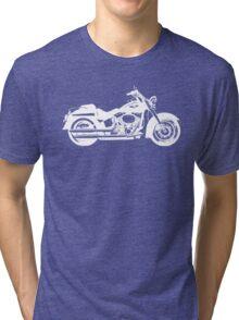 HD Softail part 2 Tri-blend T-Shirt