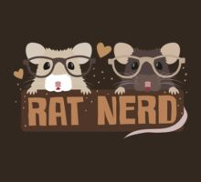 RAT NERD (Self proclaimed expert about RATS) by jazzydevil