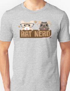RAT NERD (Self proclaimed expert about RATS) T-Shirt