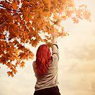 Autumn by annapozarycka