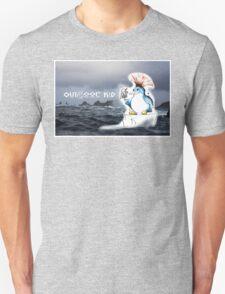 Outdoor Kid Penguin Punk T-Shirt