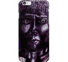 Iron Stare iPhone Case/Skin