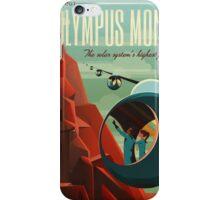 Olympus Mons iPhone Case/Skin