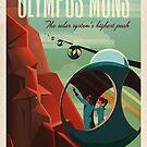 Olympus Mons by heist
