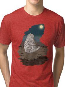 Per aspera ad astra Tri-blend T-Shirt