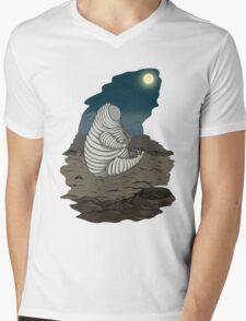 Per aspera ad astra Mens V-Neck T-Shirt