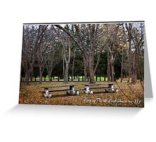 Emery Park, NY Greeting Card