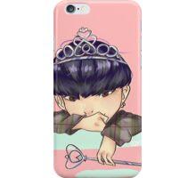 queen fairy junhong iPhone Case/Skin