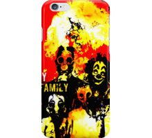 GREEN DAY NUCLEAR FAMILY iPhone Case/Skin
