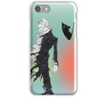 iSketch - Vermilion iPhone Case/Skin