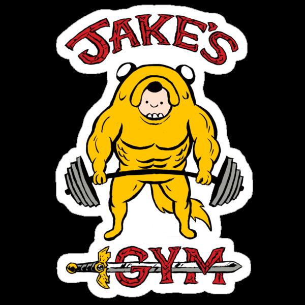 Jake's Gym by AustinJames
