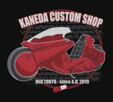 Kaneda Custom Shop by DarkChoocoolat