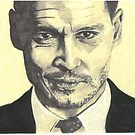 John Dillinger - Public Enemies by Tony Heath