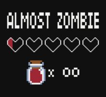 Almost Zombie by DarkChoocoolat
