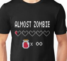 Almost Zombie Unisex T-Shirt