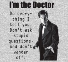 I'm The Doctor by Lindsay Fulda