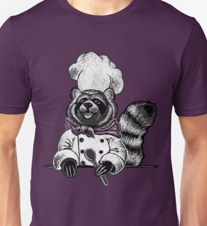 The Raccoonbear Diet Unisex T-Shirt