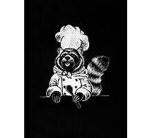 The Raccoonbear Diet Photographic Print
