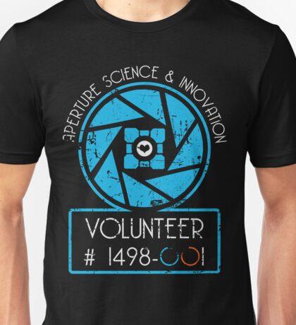 Aperture Volunteer Unisex T-Shirt