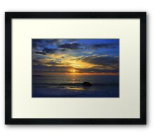 Perfect Cape Town Framed Print